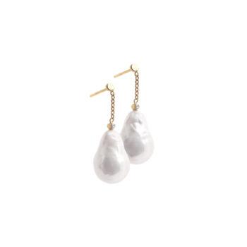 Øreringe perler
