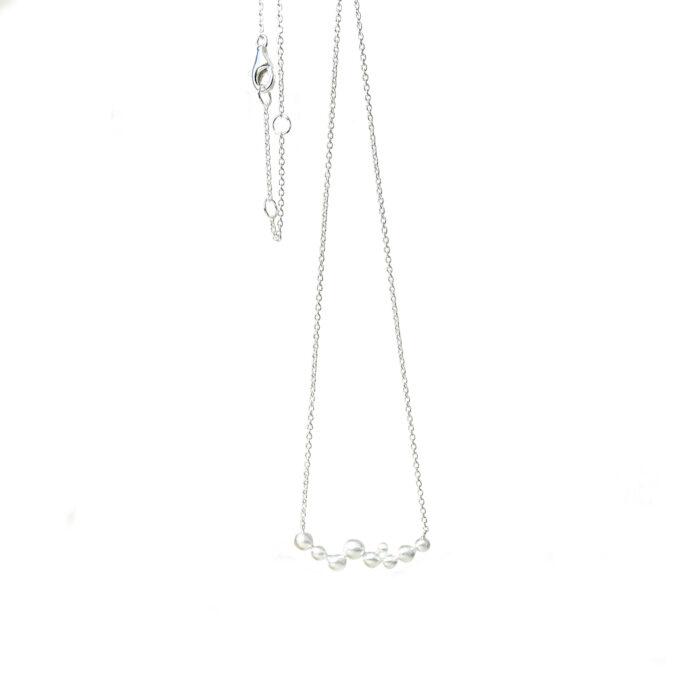 Halskæde sølv vedhæng
